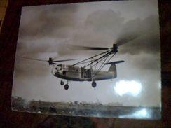 Photographie Helicoptere De Transport  Se 3000  Societe Nationale De Construction Aeronotique Du Sud Ouest - Hélicoptères