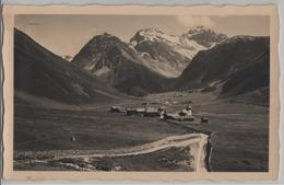Davos - Sertig-Dörfli (1860 M) - Photo: E. Meekämper No. 422 - GR Grisons