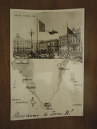 Trieste  5 Ottobre 1954  Ricordiamo La Zona B !  -  Cartolina Viaggiata 1954 - Trieste