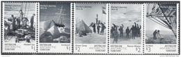 Australian Antarctic Territory 2016 Expedition Trans-Antarctique D'Hurley Neuf ** - Territoire Antarctique Australien (AAT)
