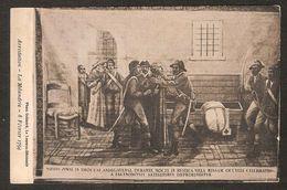 RARE - Arrestation - La Milandrie - 8 Février 1794 ( Photo Guimard , Le Loroux Béconnais - Christianisme