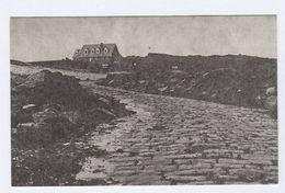 Old Postcard LIHOU ISLAND Farmhouse Seen From Causeway Approach, Guernsey Channel Islands - Guernsey