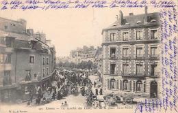 Rennes     35        Marché  Des Lices    (199 Voir Scan) - Rennes