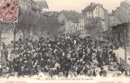 Rennes     35        Marché  Des Lices    (110 Voir Scan) - Rennes