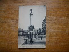Chambéry , La Fontaine Des éléphants ( Cologne De Boigne ) - Chambery