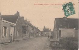 51 - BERGERES LES VERTUS - Rue De Vertus (Partie Nord) - Autres Communes