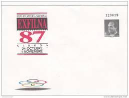 España Sobre Entero Postal Nº 10 - Enteros Postales