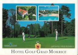 SLOVENIE - Hotel Golf Grad Mokrice - Golf