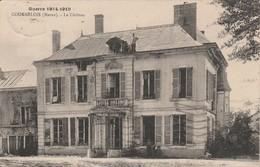 51 - COURMELOIS - Le Château - France