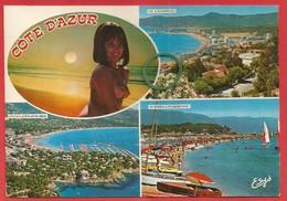 Cote D`Azur, Le Lavandou, Cavalaire-sur- Mer, La Faviere - Cavalaire-sur-Mer