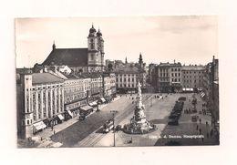 AK Linz A.d.Donau - Hauptplatz - Nicht Gelaufen - Linz