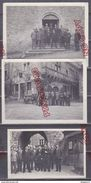 Au Plus Rapide Pérouges Ain 28 Mars 1936 Départ De Mr Journet Percepteur - Luoghi