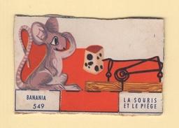 Banania : Découpi N° 549. Q3 - Banania