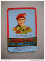 """Etichetta """"Amaro Del Carabiniere - 1983 Paracadutista In Libano"""" Liquore Prodotto Da Sassano & Pagani - Milano. Anni´80 - Pubblicitari"""