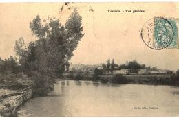 CPA N°3052 - VOUZIERS - VUE GENERALE - Vouziers