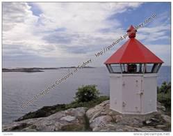 Phare - Lighthouse - Norway - Norvège - Havnetangen Fyrhus - Faros