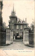 1 CP Berlaar Bij Lier   Villa Des Violettes  Uitgever Jos Berckx - Berlaar