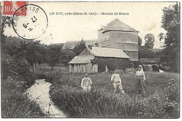 LE TOT Près Clères - Moulin De Béarn - France