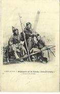 """RUSSIE - Armée Russe - Régiment De La Garde """"Ismailovskiy"""" - Chasseurs D'ours - Russie"""