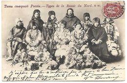 RUSSIE - Types De La Russie Du Nord N° 80 - Russie