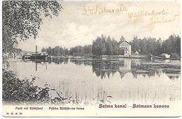 RUSSIE - Saima Kanal - Russie