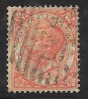 Italy, Scott # 33 Used Victor Emmanuel Ll, 1863, Nice But Small Thin - Used