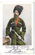 RUSSIE - Types De Caucase - Russie