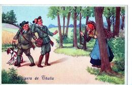 Belgique : Baisers De Thulin. - Belgium