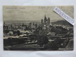 Limburg An Der Lahn, Ostseite, Evang. Kirche,Städt. Kirche, Schloss, Dom, Ca. 1909 - Limburg