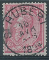 N° 46, Obl Concours 'St-Hubert' - 1884-1891 Léopold II