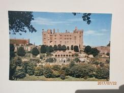 Postcard Powis Castle Welshpool Montgomeryshire Wales My Ref B21608 - Montgomeryshire
