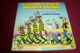 LUCKY LUKE  ° LA BALLADE DES DALTON  RACONTE PAR PIERRE TCHERNIA - Soundtracks, Film Music