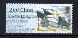 GB 2015 QE2 2nd Class Up To 100 Gms Post & Go Mountain Hare SG  FS143 ( T116 ) - Great Britain