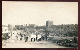 1075 - GREECE Rhodes/ Rodi 1911-12 Italo- Turkish War. Military. Real Photo Postcard - Grèce