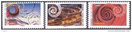 Autoadhésif(s) De France N°  930.A +932 A +933 A ** Dynamiques Provenance De Feuille PRO. Rose, échangeur, Cerf Volant - France