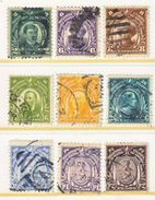 U.S. PHILIPPINES  261 +   Perf 12   (o)  Single  Line Wmk.  1911 Issue - Philippines