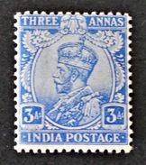 EFFIGIE DE GEORGE V 1911/26 - NEUF ** - YT 86 - India (...-1947)
