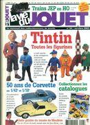 LA VIE DU JOUET N°93 Octobre 2003,TINTIN,CHEVROLET CORVETTE,TRAINS JEP En HO ,etc,98 Pages Couleurs état TTB . - Books, Magazines, Comics