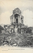 Souvenir Des Ruines D'Angkor Avant La Restauration - Edition Planté - Carte Dos Simple, Non Circulée - Cambodia