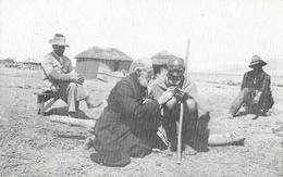 Missionnaires Oblats De Marie-Immaculée: Au Basutoland, Le Père Le Bihan Parle De Dieu à Son Vieux Mosotho - Missions