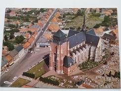 Luchtopname St. Dimpnakerk / A 73-12 ( CIM) Anno 19?? ( Zie Foto Voor Details ) !! - Geel
