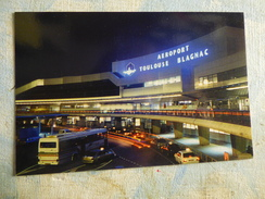 AIRPORT / FLUGHAFEN / AEROPORT      TOULOUSE BLAGNAC - Aerodromi