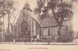 CPA Douai, Eglise Notre Dame (pk37419) - Douai