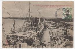 VIET NAM - SAIGON Accostage D'un Cargo Boat....(voir Descriptif) - Viêt-Nam