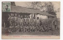 VIET NAM - Coolies Moïs De La Plantation De Xa Trach (province De Thudaumot) - Viêt-Nam