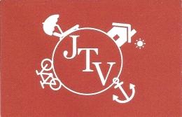 Carte De Visite - JTV - Juste Du Temps Pour Vous - Intendance Et Gestion De Votre Résidence Secondaire - Marennes Oleron - Visitenkarten