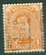 Belgique   Preo  2489 A  ( * )  TB    Bruxelles 1920 - Precancels
