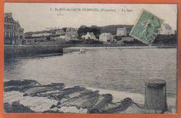 Carte Postale 29. Saint-Pol-de-Léon Pempoul  La Baie  Trés  Beau Plan - Saint-Pol-de-Léon