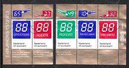 Nederland 2009 Nvph Nr 2670, Mi Nr 2686 - 2690 ;  Verjaardagszegels Groot Formaat 5 X 0,44 - Oblitérés
