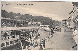 Belgium: Mint Postcard: Dinant: Les Bateaux Namur - Touriste - Ohne Zuordnung